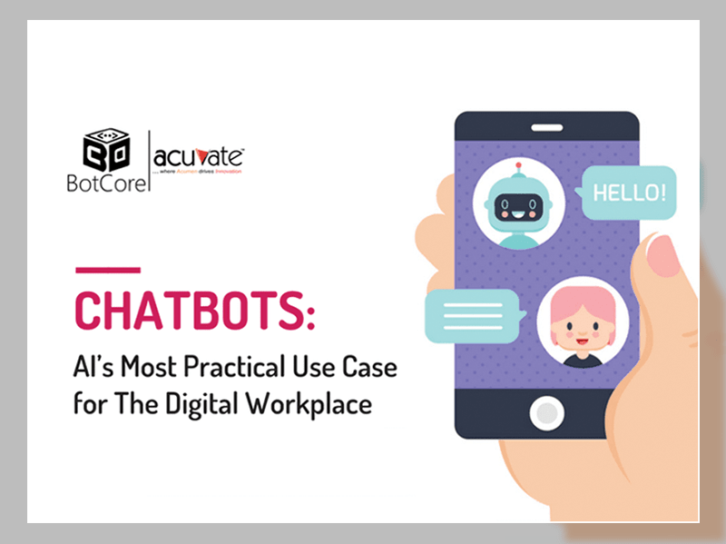 Digital Workplace Chatbots Blog Image