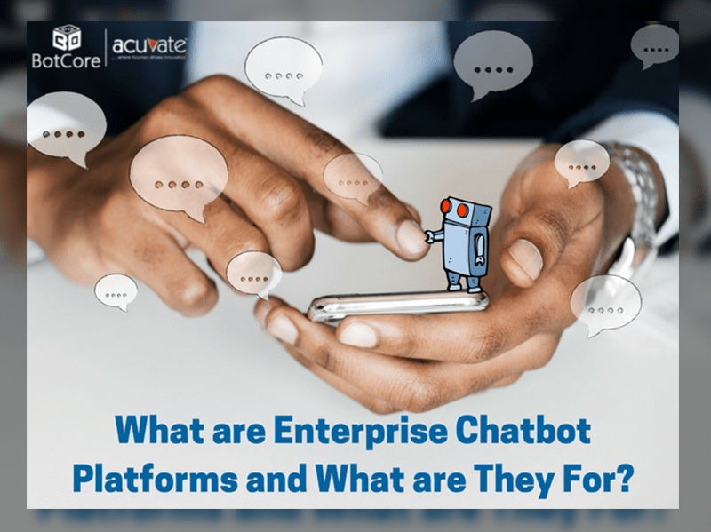 Enterprise Chatbot Platform