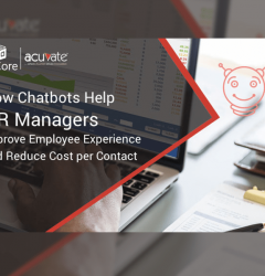 How Chatbots Help Hr Managers Improve Employee Experience And Reduce Cost Per Contact
