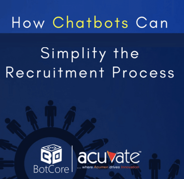 How Chatbots Can Simplify The Recruitment Process Blog Image