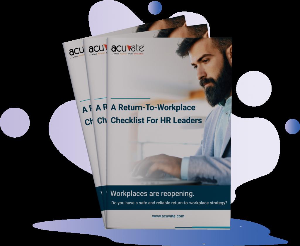 Return To Workplace Checklist