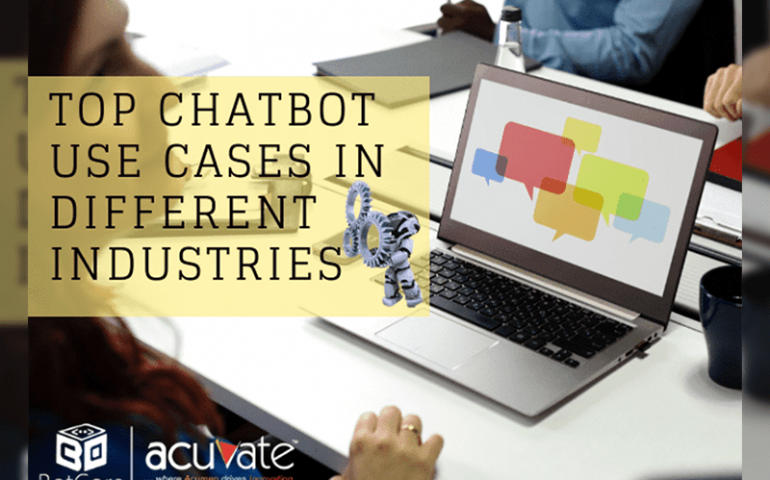 Top Chatbot Use Cases In Different Industries 2