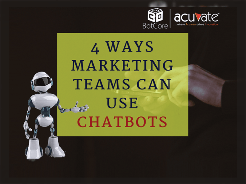 4 Ways Marketing Teams Can Use Chatbots Blog Image 1