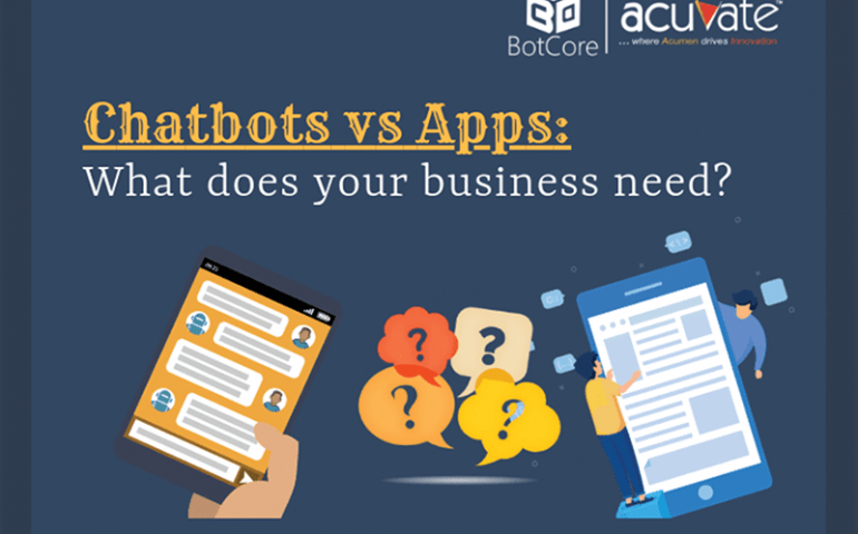 Chatbots Vs Apps