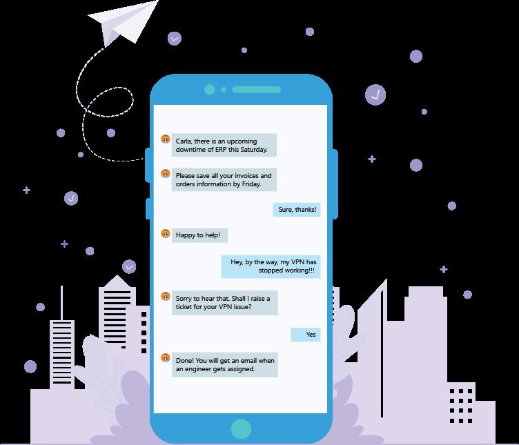 Sia Chatbot V3