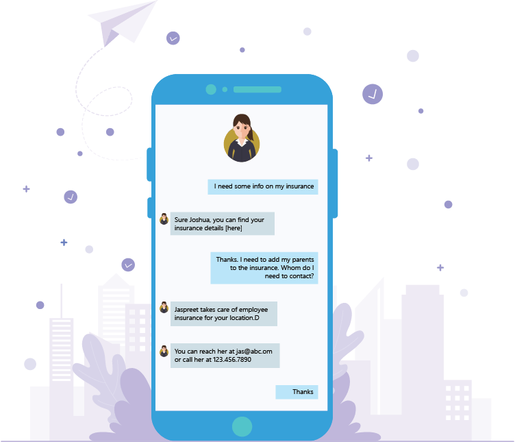EMPLOYER Chatbot