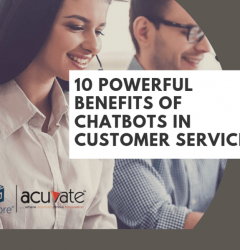 10 Powerful Benefits Of Chatbots In Customer Service The Smarketers Blog Image