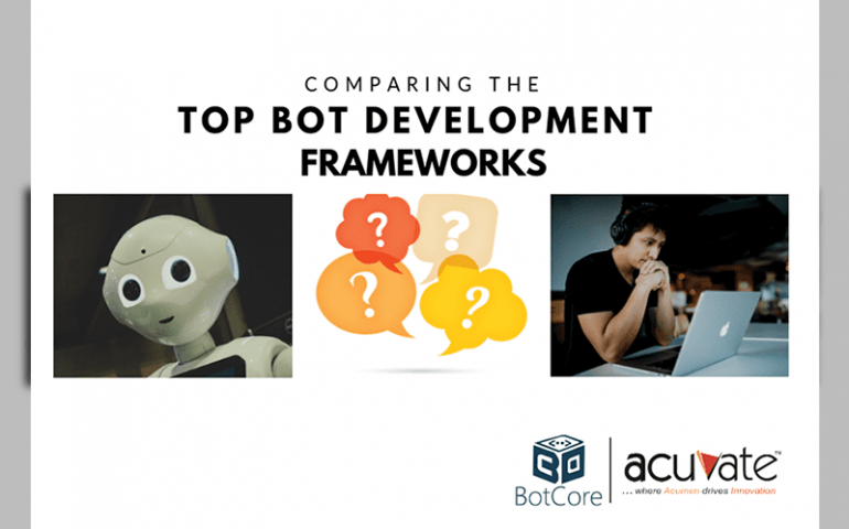 Comparing The Top Bot Development Frameworks 2