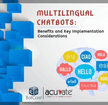 Multilingual Chatbots