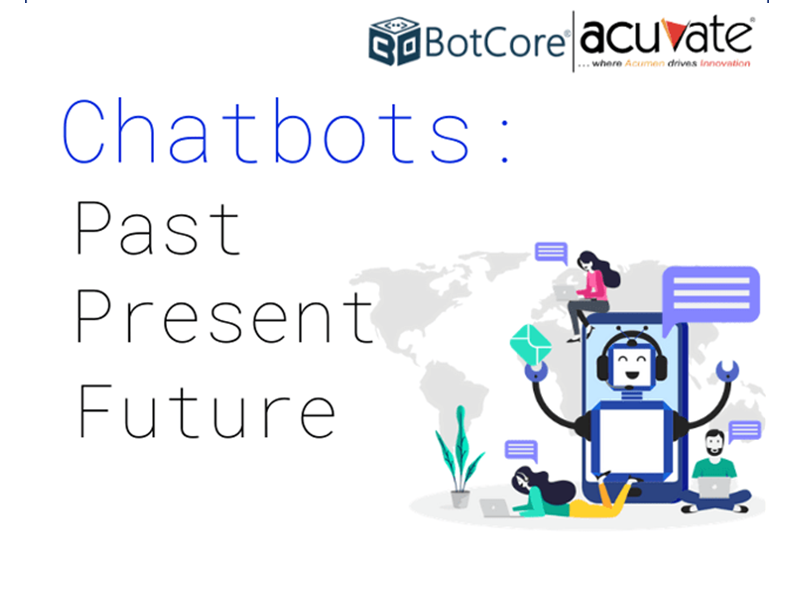 Chatbots The Past Present And Future