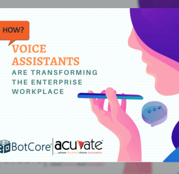 Voice Assistants In Digital Workplace Blog Image