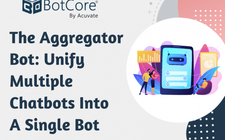 The Aggregator Bot Unify Multiple Chatbots Into A Single Bot