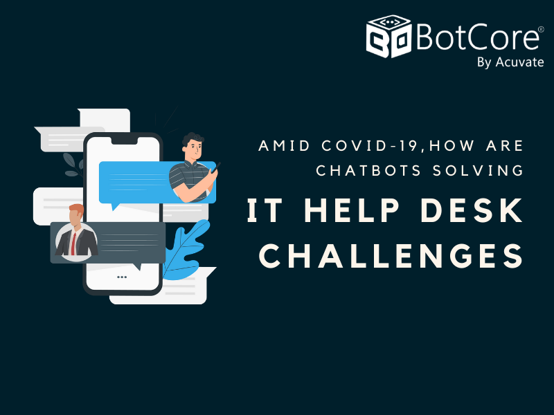 It Help Desk Challenges