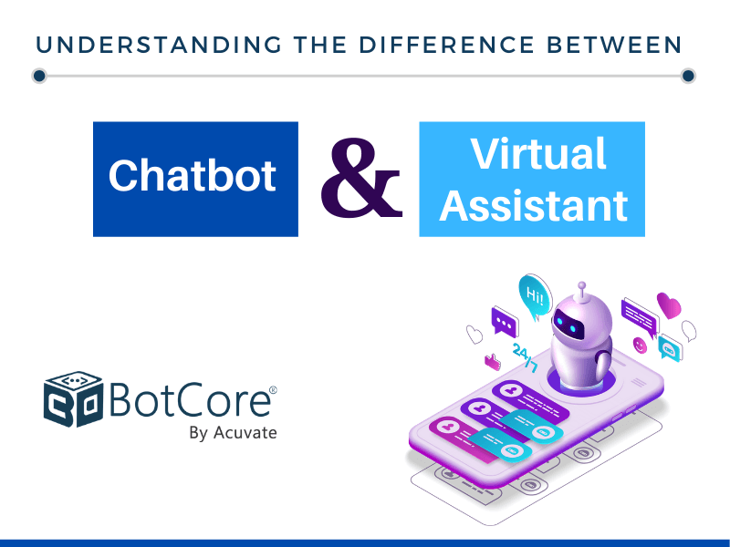 A Chatbot And A Virtual Assistant V1
