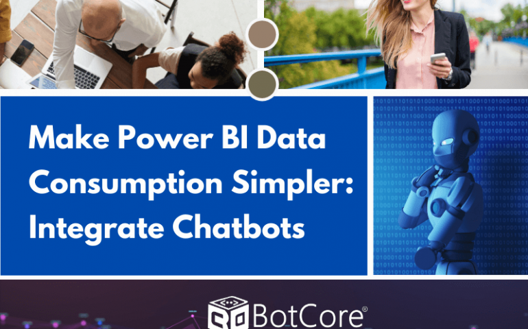 Make Power Bi Data Consumption Simpler Integrate Chatbots V1