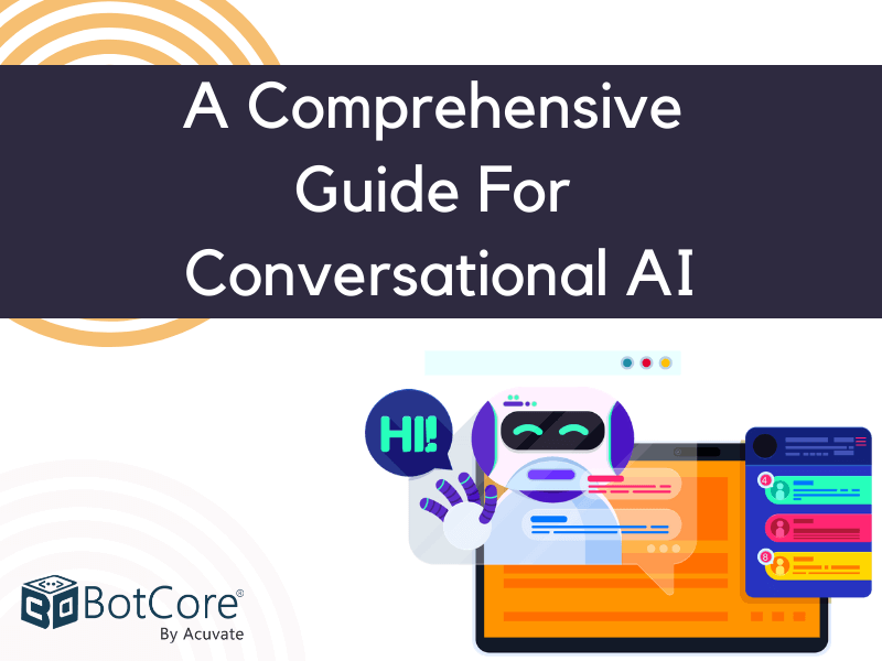 A Comprehensive Guide For Conversational Ai V1