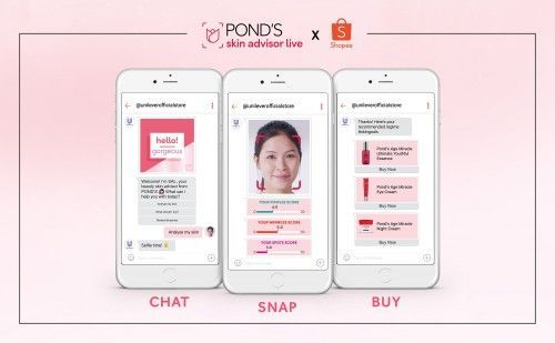 Ponds Chat Snap Buy