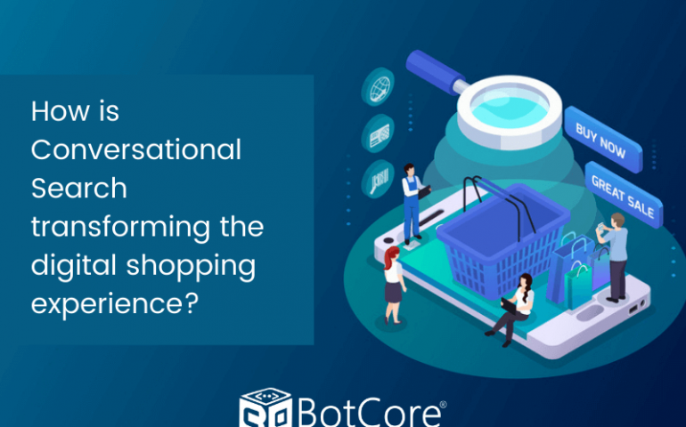 How Is Conversational Search Transforming The Digital Shopping Experience