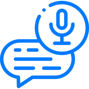 Replies In Voice And Or Chat
