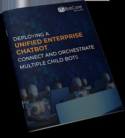 Unified Enterprise Chatbot Ebook